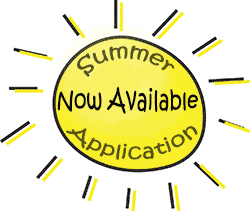 Summer Application Available