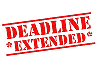 Non-Departmental Scholarship Deadline Extended